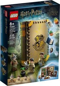 Lego Harry Potter Moment Hogwarts: Lectia de ierbologie 76384