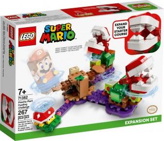 Lego Leaf Set de extindere Provocarea plantei piranha 71382