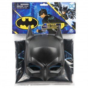 Batman Set masca si pelerina