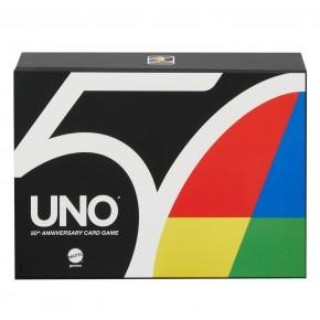 Carti de joc Uno 50 de ani