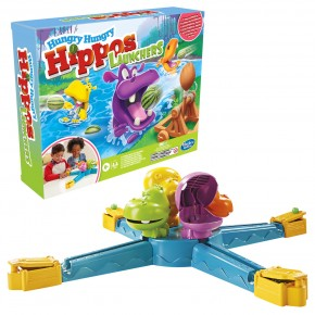 Joc Hasbro Hipoptamii mancaciosi