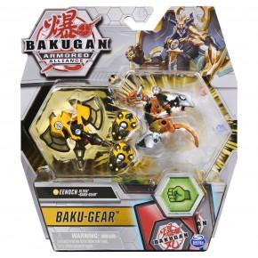 Bakugan S2 Ultra Eenoch cu echipament baku-gear Bakufuser