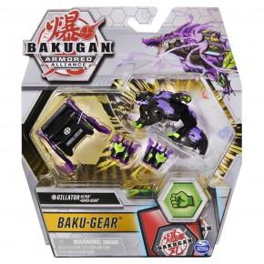 Bakugan S2 Ultra Gillator cu echipament baku-gear Darkusdedestroyers