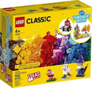 Lego Classic caramizi transparente creative 11013