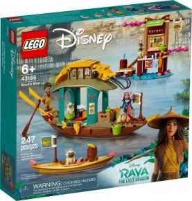 Lego Disney Barca lui Boun 43185