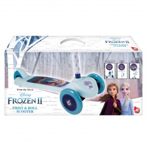 Trotineta Twist and roll Frozen 2