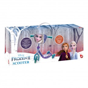 Trotineta Frozen 2 cu 3 roti