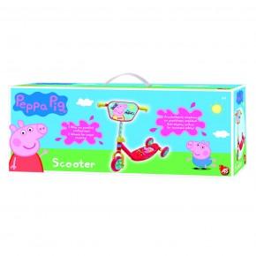 Trotineta 3 roti Peppa Pig