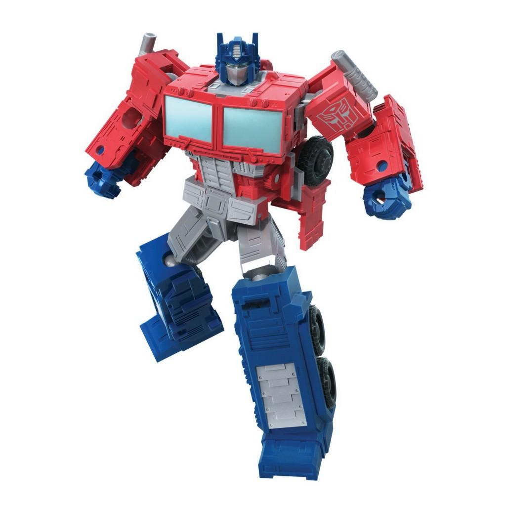 Tranformers Robot Decepticon Optimus Prime seria War for Cybertron