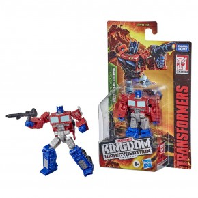 Tranformers Robot Decepticon Optimus Prime seria War for Cybertron