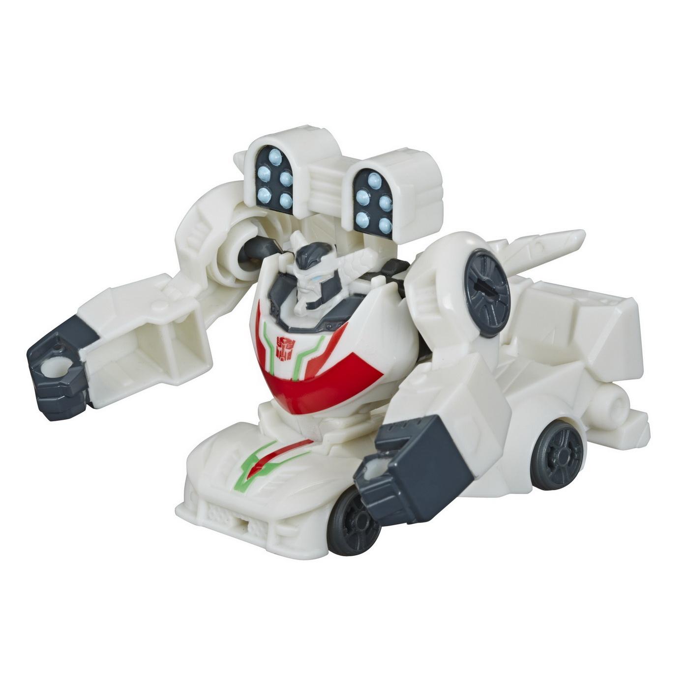 Tranformers Robot Wheeljack seria Gravity Cannon