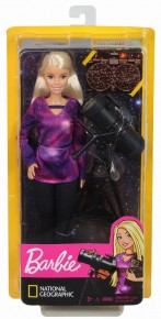 Barbie cariere astrolog cu telescop - National Geographic