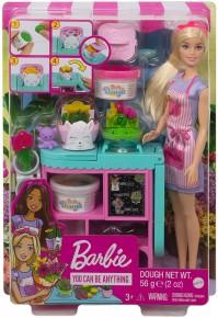 Barbie papusa cariere florarie