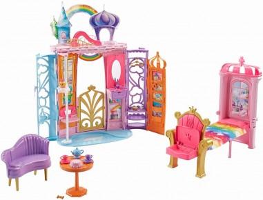 Barbie castelul curcubeu
