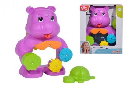 Moara de apa hipopotam pentru baita