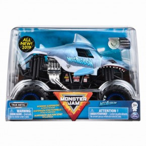 Monster Jam machete metalice scara 1 la 24 Megalodon